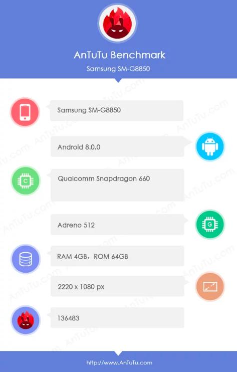 Предположительно Samsung Galaxy S9 mini замечен в AnTuTu – фото 1