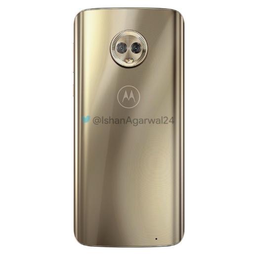 Moto G6 Plus замечен в бенчмарке – фото 3