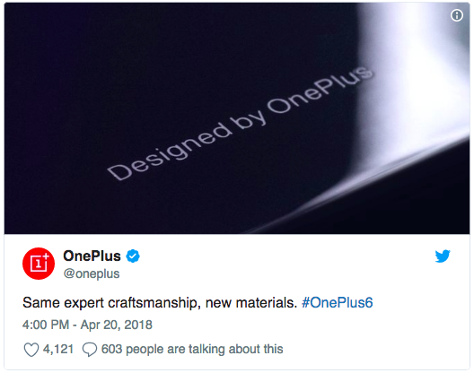 Открыт набор тестеров для OnePlus 6 и загадки с материалом корпуса – фото 2