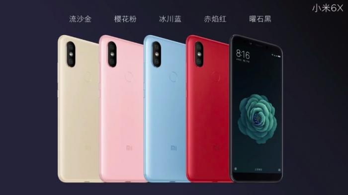 Анонс Xiaomi Mi 6X (Mi A2): яркое решение с продвинутыми камерами – фото 9