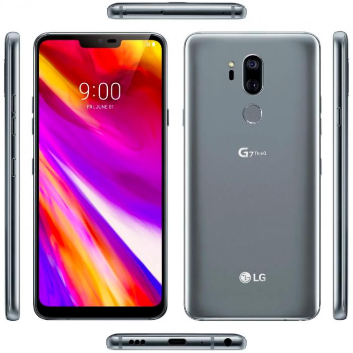 LG G7 ThinQ на новом рендере и LG отчиталась о падении продаж смартфонов – фото 2