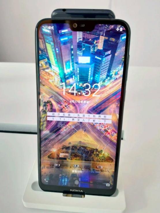 Nokia X или Nokia X6 показали во всей красе на «живых» снимках – фото 4