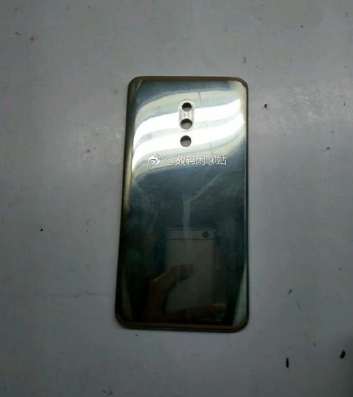 Фото задней панели Meizu 16 – фото 1