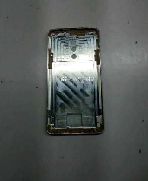 Фото задней панели Meizu 16 – фото 2