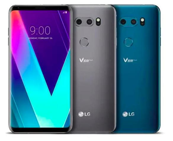 LG V35 ThinQ предложит 6-дюймовый дисплей и Snapdragon 845 – фото 3