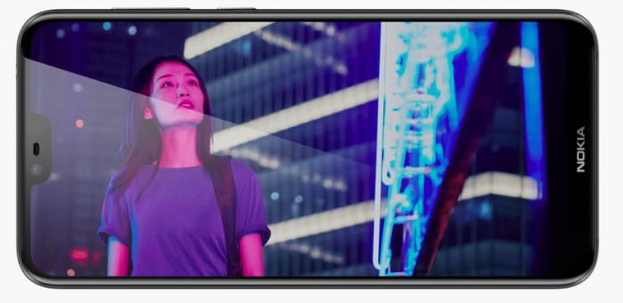 Показали Nokia X6 с «монобровью» по цене от $204 – фото 1