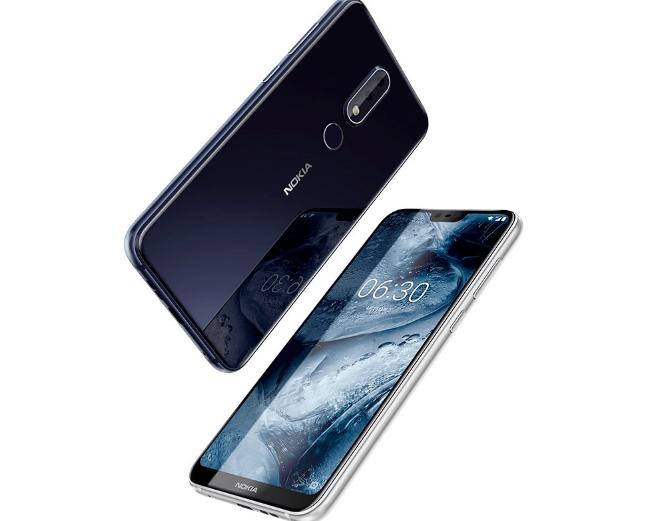 Показали Nokia X6 с «монобровью» по цене от $204 – фото 3