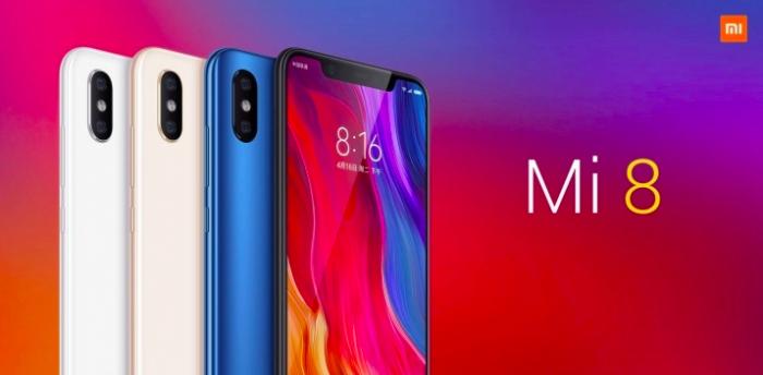 Флагманский Xiaomi Mi 8 представлен официально – фото 11