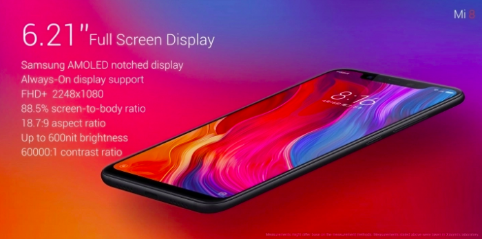Флагманский Xiaomi Mi 8 представлен официально – фото 4