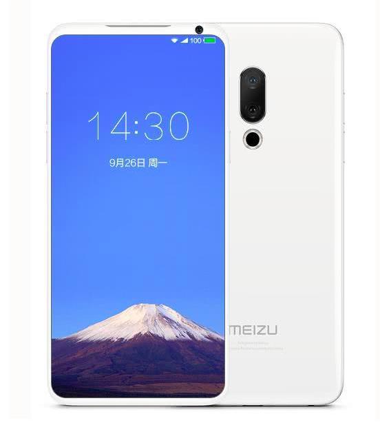 Meizu X8 конкурент Xiaomi Mi8 SE: лучше и больше – фото 1