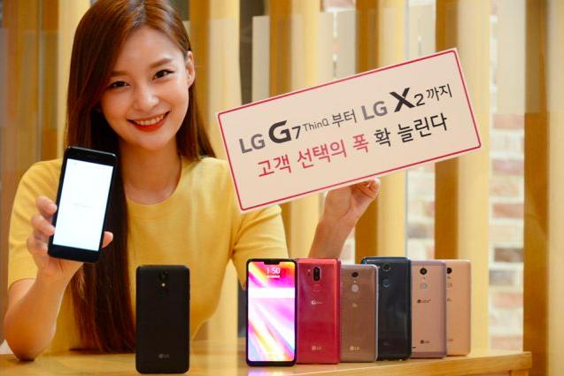 Представлен LG X2 с 5-дюймовым дисплеем – фото 2