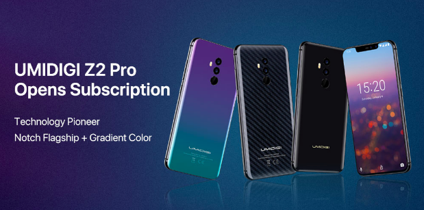 UMIDIGI Z2 Pro получит версию с карбоновой задней панелью и компания ищет тестеров смартфона – фото 1