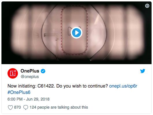 OnePlus 6 оденется в красный – фото 1