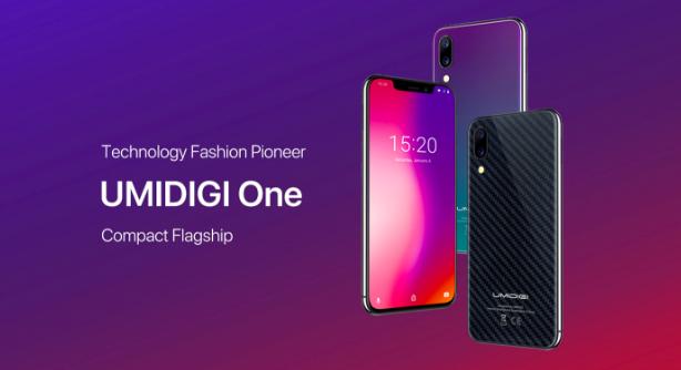 UMIDIGI One и One Pro: характеристики и цена – фото 1