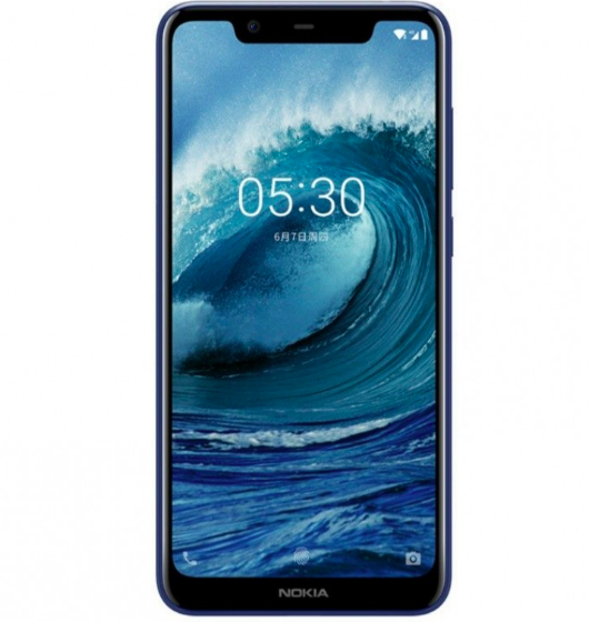 Nokia X5 или Nokia 5.1 Plus обещают чип Helio P60 – фото 1