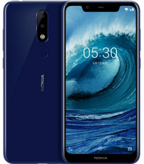Nokia X5 или Nokia 5.1 Plus обещают чип Helio P60 – фото 2