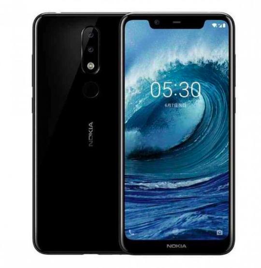 Nokia X5 или Nokia 5.1 Plus обещают чип Helio P60 – фото 3