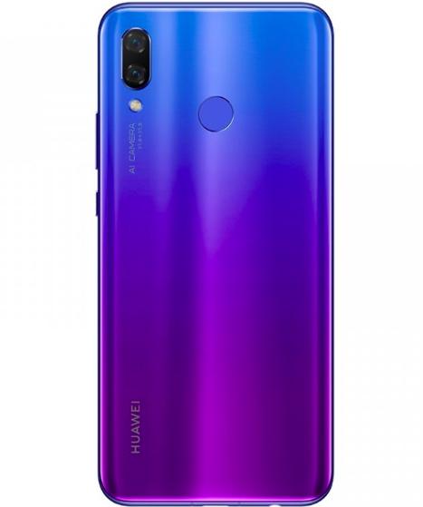 Дебют молодежного Huawei Nova 3: чип Kirin 970, четыре камеры и анимодзи – фото 2