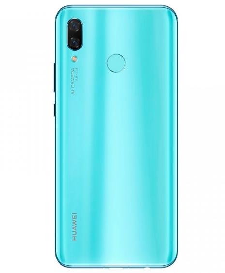 Дебют молодежного Huawei Nova 3: чип Kirin 970, четыре камеры и анимодзи – фото 5