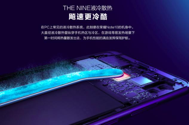 Представлен топовый фаблет Honor Note 10 сфункцией разгона процессора