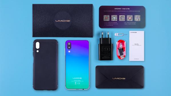 UMIDIGI One и One Pro: распаковка и старт предзаказов – фото 2