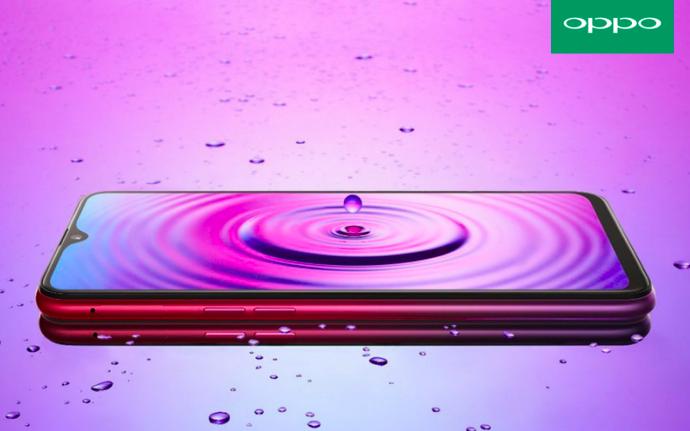Селфифон Oppo F9: характеристики и цена – фото 1