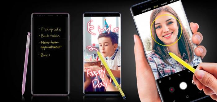 Представлен Samsung Galaxy Note 9: максимально технологичный смартфон – фото 7