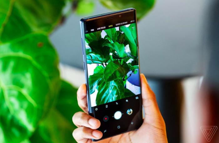 Представлен Samsung Galaxy Note 9: максимально технологичный смартфон – фото 1