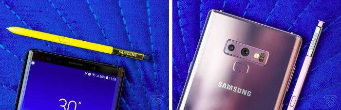 Представлен Samsung Galaxy Note 9: максимально технологичный смартфон – фото 2