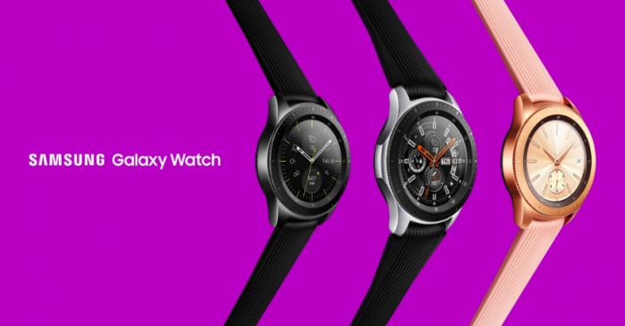 Samsung анонсировала смарт-часы Galaxy Watch – фото 2