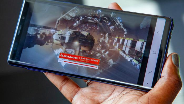 В сети появились результаты бенчмарк-тестов Samsung Galaxy Note 9 – фото 1
