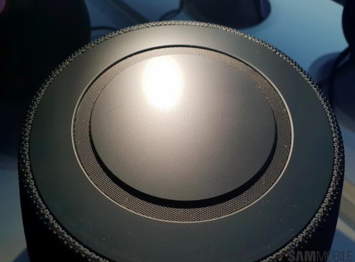 У Samsung появилась смарт-колонка Galaxy Home с голосовым ассистентом – фото 1