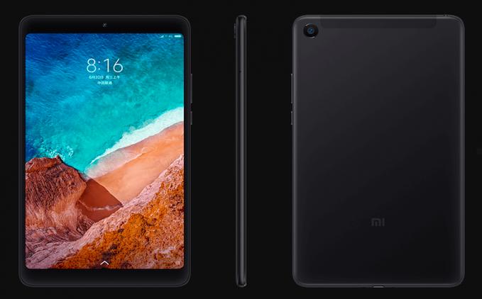 Готовится к выходу 10-дюймовый Xiaomi Mi Pad 4 Plus – фото 1