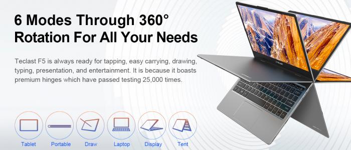Смартфон UMIDIGI Z2 Pro и ноутбук Teclast F5 временно сбросили в цене – фото 1