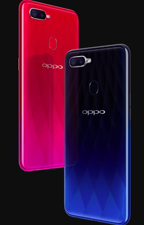 Oppo F9: большой экран, 25 Мп камера и быстрая зарядка VOOC – фото 1
