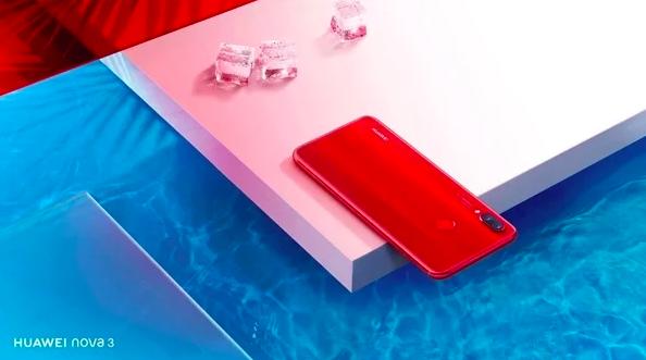 Huawei похвасталась продажами Nova 3 и Nova 3i – фото 3