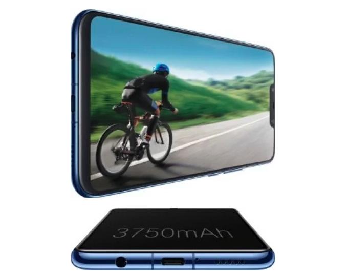 Huawei Mate 20 Lite: пресс-изображения и характеристики – фото 1