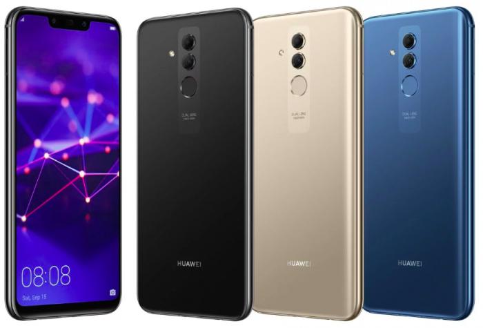 Huawei Mate 20 Lite: пресс-изображения и характеристики – фото 5