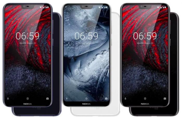 Представлены Nokia 6.1 Plus и Nokia 5.1 Plus: «безрамочные» смартфоны на стоковом Android – фото 1