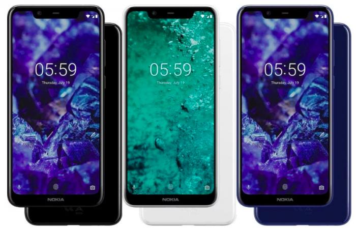 Представлены Nokia 6.1 Plus и Nokia 5.1 Plus: «безрамочные» смартфоны на стоковом Android – фото 2