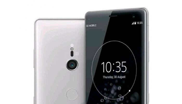 Дизайн Sony Xperia XZ3 подтвердил новый рендер – фото 2