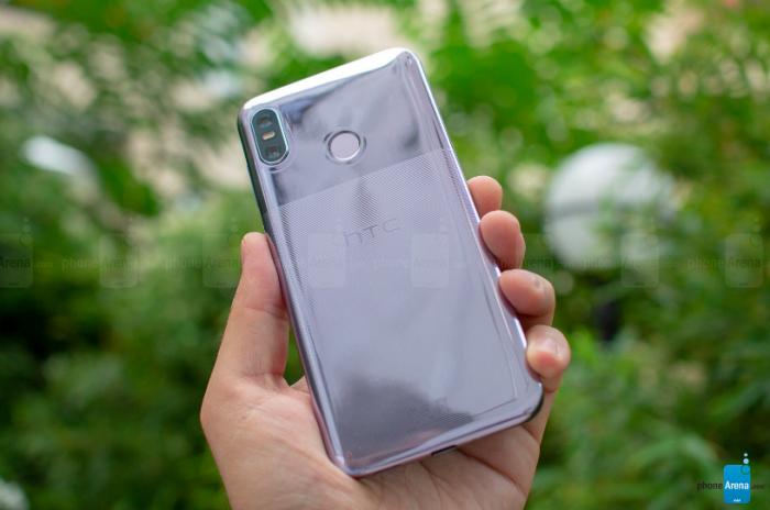 Анонс HTC U12 Life: безрамочник с двойной камерой и своеобразным дизайном – фото 2