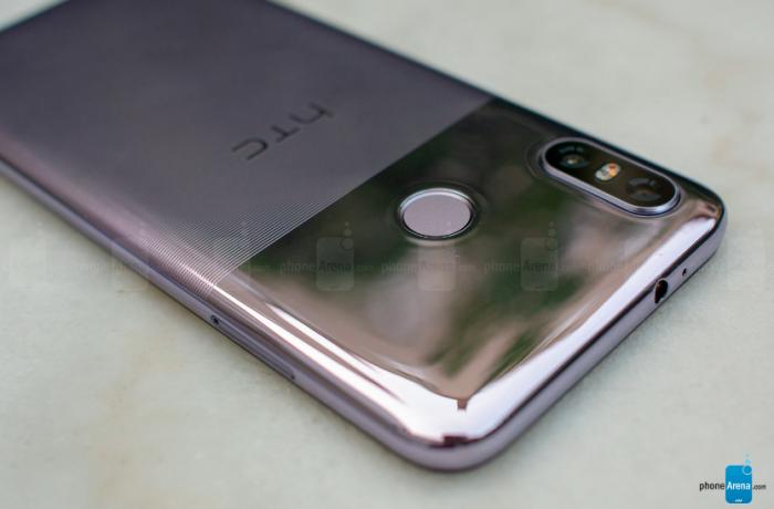 Анонс HTC U12 Life: безрамочник с двойной камерой и своеобразным дизайном – фото 3