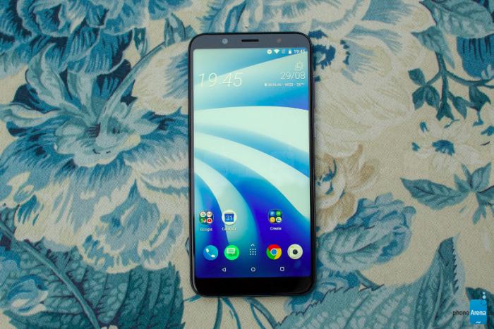 Анонс HTC U12 Life: безрамочник с двойной камерой и своеобразным дизайном – фото 5