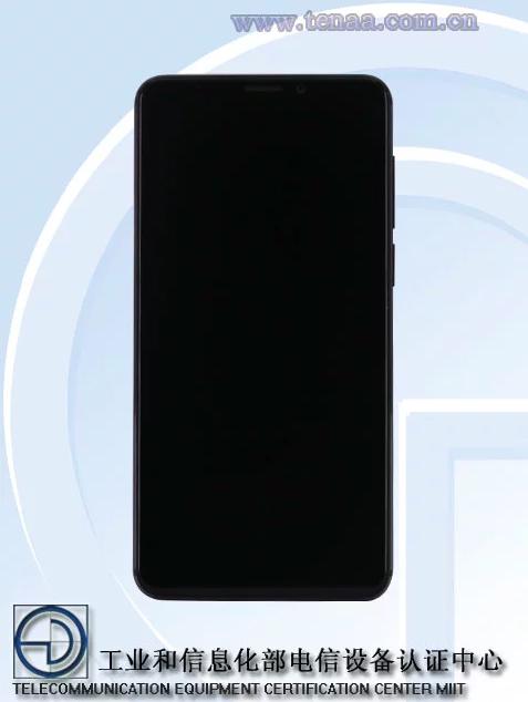 Meizu M8: характеристики и изображения с сайта TENAA – фото 1