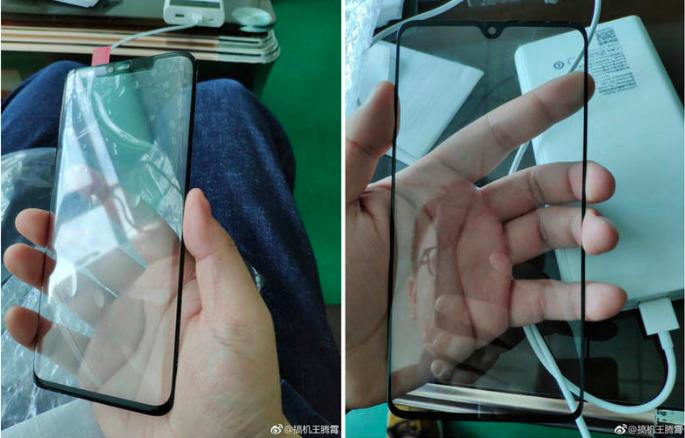 Передние панели Huawei Mate 20 и Mate 20 Pro показали на фото – фото 1