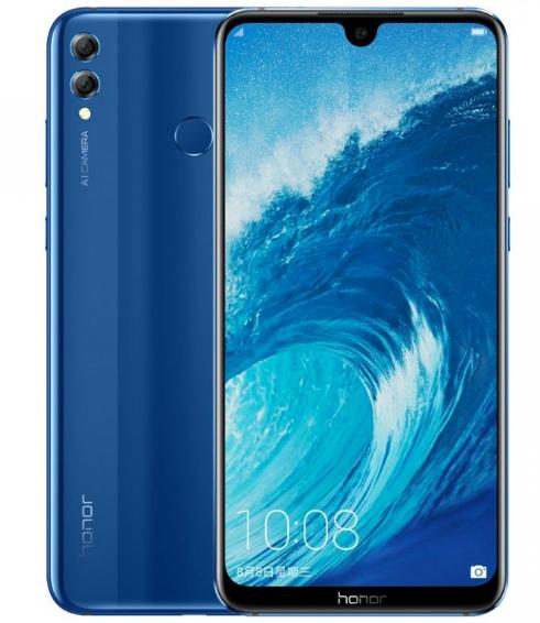 Представлен Honor 8X Max: неприлично большой смартфон с емкой батарейкой – фото 7