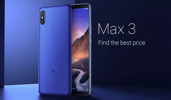 Xiaomi Mi Max 3 получает апдейт MIUI 9.6.6 с различными улучшениями – фото 1