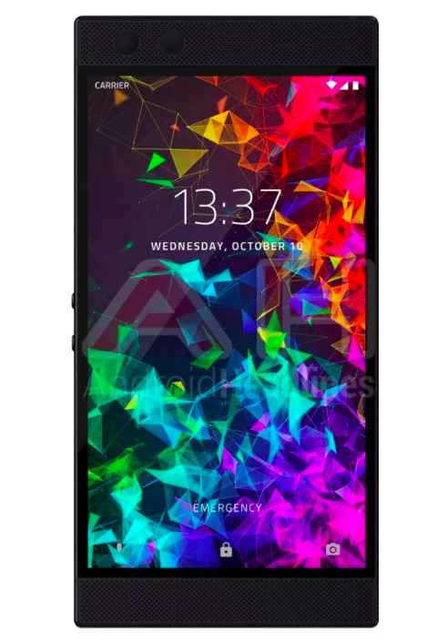 Качественный рендер Razer Phone 2 – фото 2