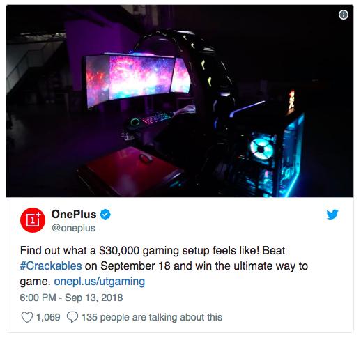 Шанс выиграть $30 000 от OnePlus в игре Crackables – фото 1